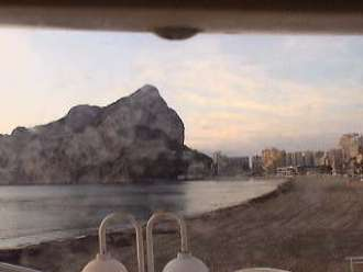 Webcam Calpe Fossa