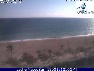 Webcam Costa Brava Calella Hotel