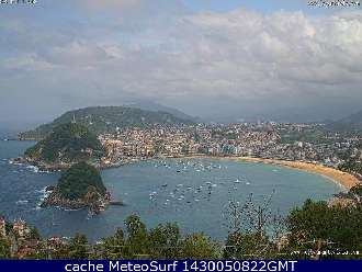 Webcam La Zurriola