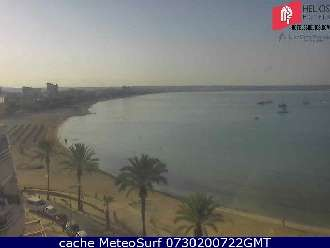 Webcam Hotel Playa de Palma