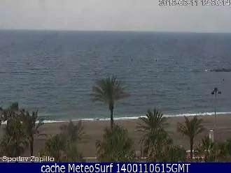 Webcam Almeria Zapillo