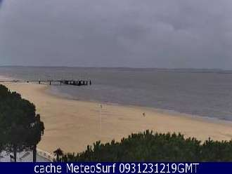 Webcam Arcachon Jet�e Thiers