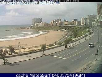 Webcam Mar del Plata