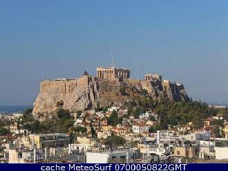 Webcam Atenas