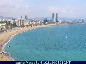 Webcam Barcelona Hotel
