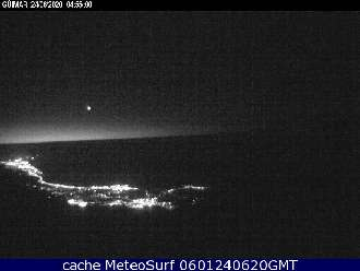Webcam Barranco Hondo