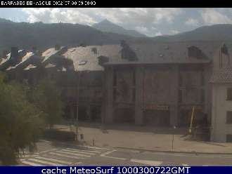 Webcam Benasque