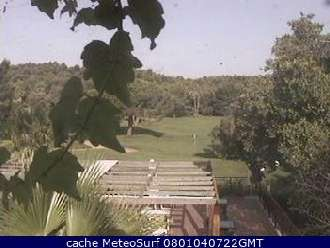 Webcam Borriol Golf