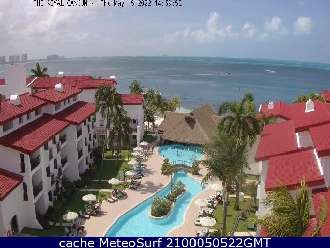 Webcam Cancun Club Internacional