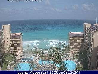 Webcam Cancun Royal Islander
