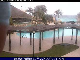 Webcam Cancun Royal Mayan