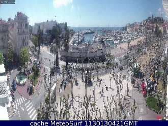 Webcam Cannes Hotel