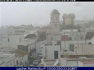 Webcam Conil Los Bateles