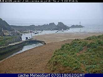 Webcam Bude Breakwater