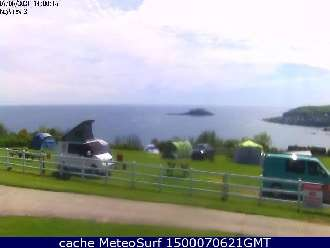 Webcam Looe Beach