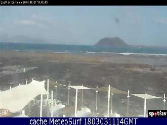 Webcam Corralejo