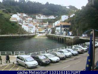 Webcam Cudillero Puerto