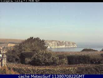 Webcam Swanage Bay