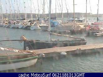 Webcam Mylor Yacht