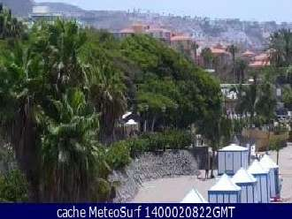 Webcam Playa del Duque