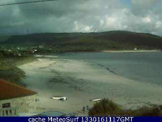 Webcam Finisterre