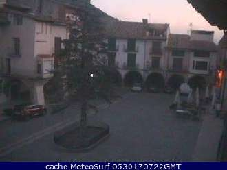 webcam forcall castellon