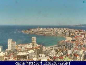 Webcam A Coru�a Movil Riazor