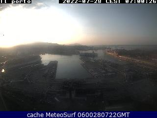 Webcam Genova Porto