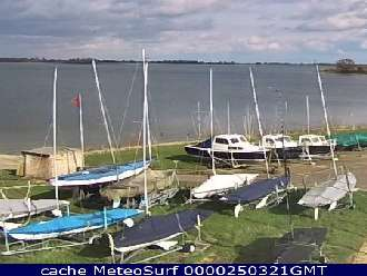 Webcam Grafham Sailing Club