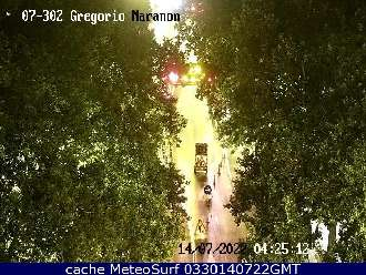 Webcam Gregorio Marañon