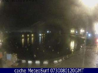 Webcam Groix Port