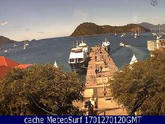 Webcam Guadeloupe Deshaies