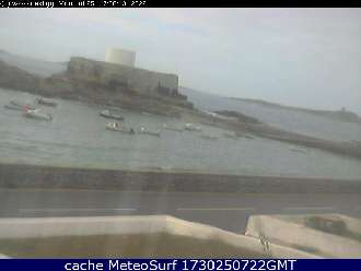 Webcam Guernsey Fort Grey