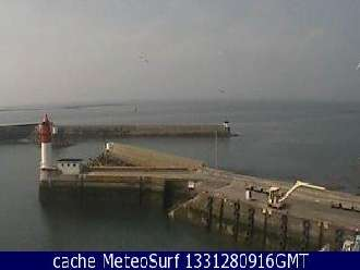 Webcam Guilvinec Port