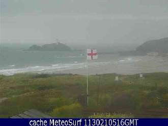 Webcam Gwithian Godrevy