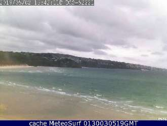 Webcam Hayle Surf