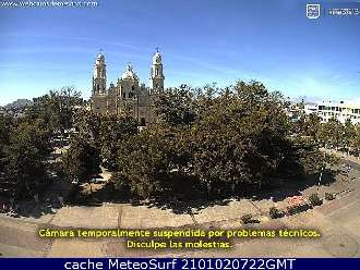 Webcam Hermosillo