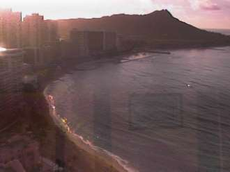 Webcam Honolulu Hotel