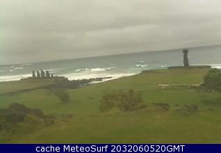 Webcam Isla de Pascua