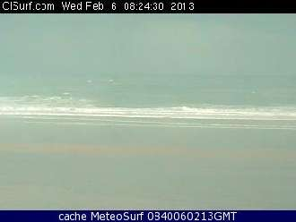 Webcam Jersey Ouen Bay