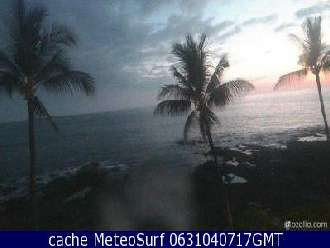 Webcam Kona Reef