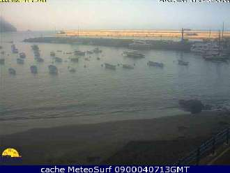 Webcam Muelle - Valle Gran Rey