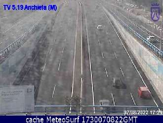 Webcam La Laguna Autopista del Norte TF 5