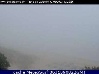 Webcam A Lanzada
