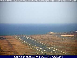 Webcam Arrecife Aeropuerto