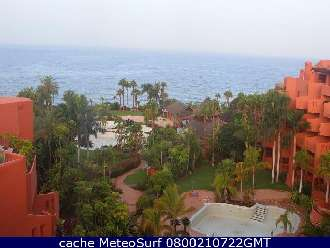 Webcam La Caleta Sheraton