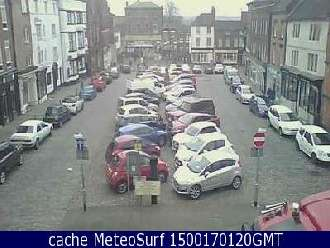 Webcam Leek Market