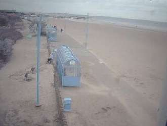 Webcam Lincolnshire Coast Skegness