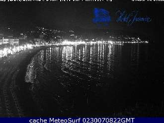 Webcam Diano Marina Hotel