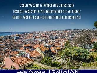 Webcam Lisboa